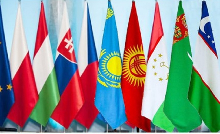 """Online meeting of the Deputy Ministers of Foreign Affairs of """"The Visegrad Group – Central Asia"""" had been held"""